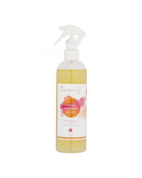 cocktail curl remedy secrets de loly spray capillaire