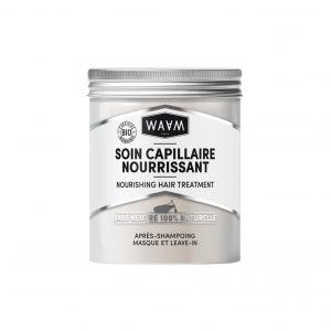 base soin masque capillaire nourrissant waam