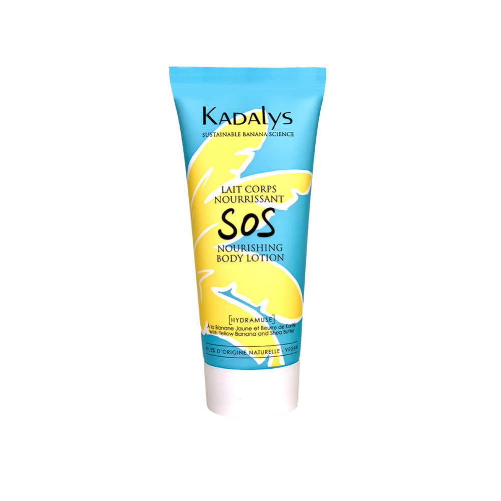 sos banane lait corps nutrition intense Kadalys
