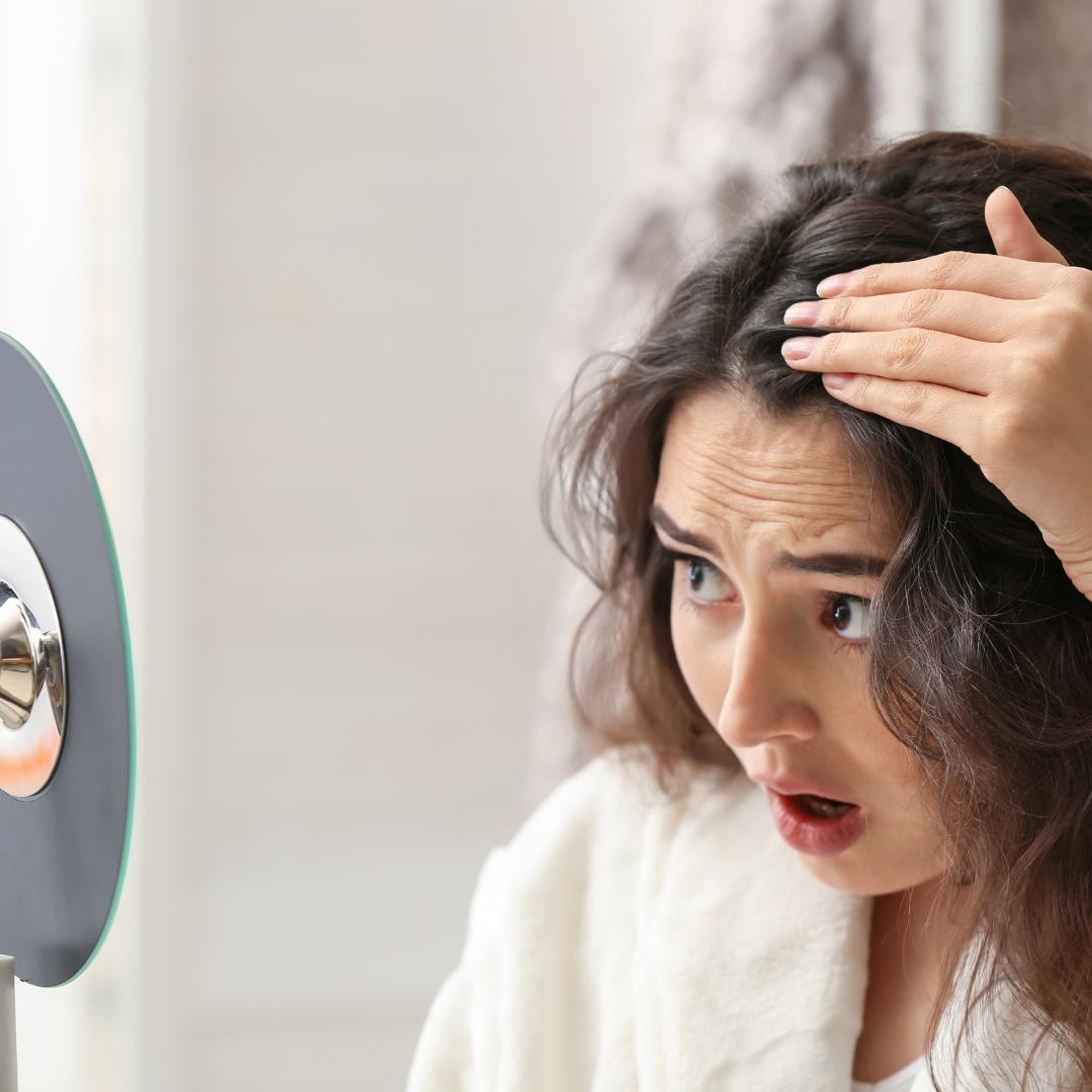 chute cheveux raisons solutions gamme naturelle